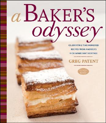 A Baker's Odyssey Cover