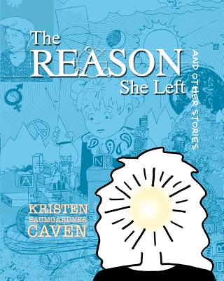 The Reason She Left Cover