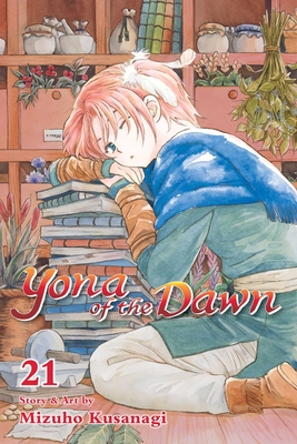Yona of the Dawn, Vol. 21 Cover Image