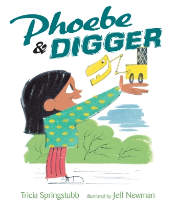 Phoebe and Digger Cover