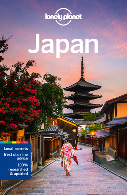 Lonely Planet Japan 17 (Country Guide) Cover Image