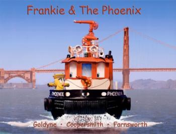 Frankie & the Phoenix Cover Image