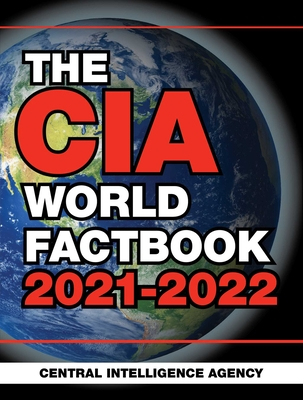 The CIA World Factbook 2021-2022 Cover Image