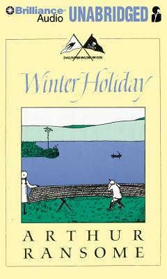 Winter Holiday (Swallows and Amazons #4) Cover Image