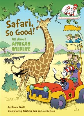 Safari, So Good! Cover