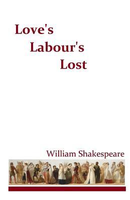 Love's Labour'sl Lost Cover Image