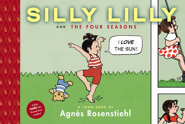 Silly Lilly and the Four Seasons Cover