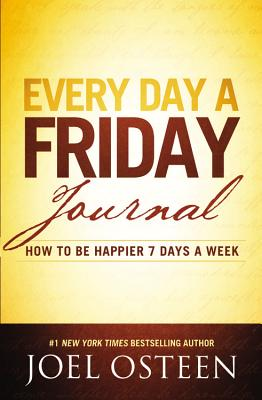 Every Day a Friday Journal Cover