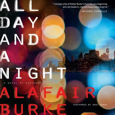 All Day and a Night Lib/E: A Novel of Suspense Cover Image