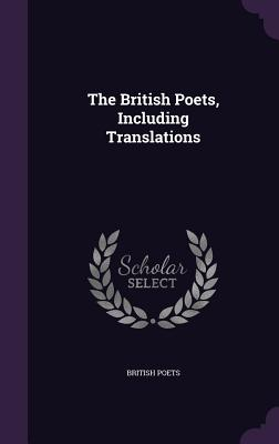 Cover for The British Poets, Including Translations