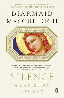 Silence: A Christian History Cover Image