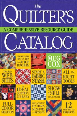 The Quilter's Catalog Cover