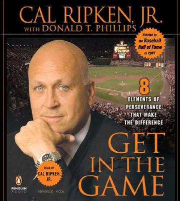 Cover for Get in the Game