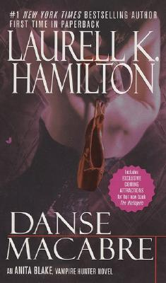 Danse Macabre: An Anita Blake, Vampire Hunter Novel Cover Image