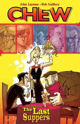 Cover for Chew Volume 11