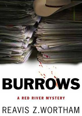 Burrows: A Red River Mystery (Red River Mysteries (Audio) #2) Cover Image