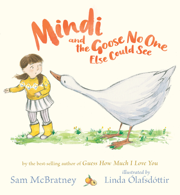 Mindi and the Goose No One Else Could See Cover Image