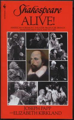 Shakespeare Alive! Cover