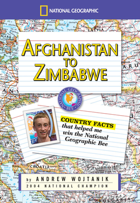 Afghanistan to Zimbabwe Cover