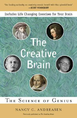 The Creative Brain: The Science of Genius Cover Image