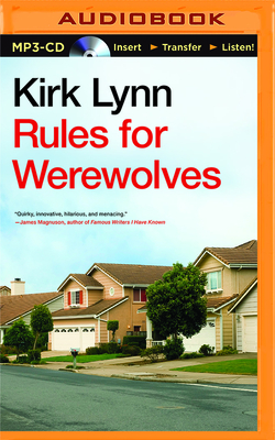 Rules for Werewolves Cover Image