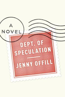 Dept. of Speculation Cover Image