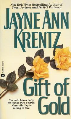 Cover for Gift of Gold