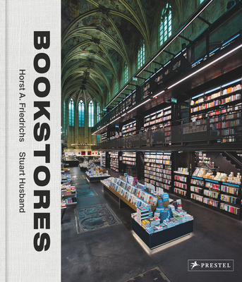Bookstores: A Celebration of Independent Booksellers Cover Image