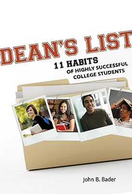 Dean's List: Eleven Habits of Highly Successful Students Cover Image