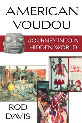 Cover for American Voudou
