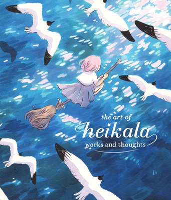The Art of Heikala: Works and Thoughts Cover Image