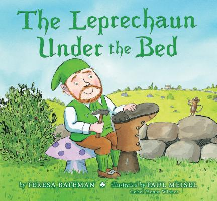 The Leprechaun Under the Bed Cover Image