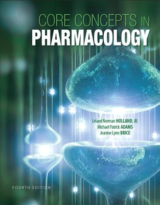 Core Concepts in Pharmacology Cover Image