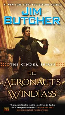 The Cinder Spires: The Aeronaut's Windlass Cover Image