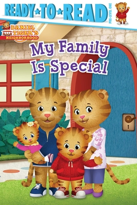 Cover for My Family Is Special