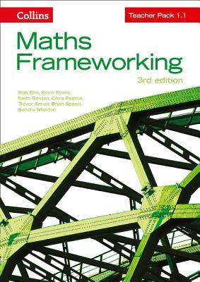 Teacher Pack 1.1 (Maths Frameworking) Cover Image