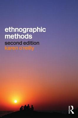 Ethnographic Methods Cover Image