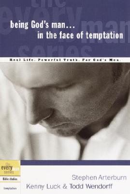 Being God's Man in the Face of Temptation Cover
