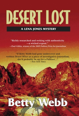Desert Lost Cover