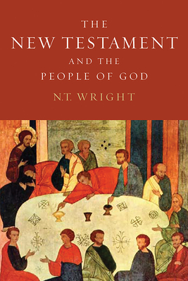 The New Testament and the People of God Cover