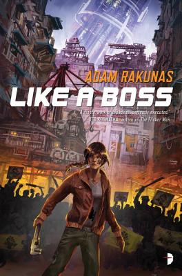 Like a Boss: Windswept Book Two Cover Image