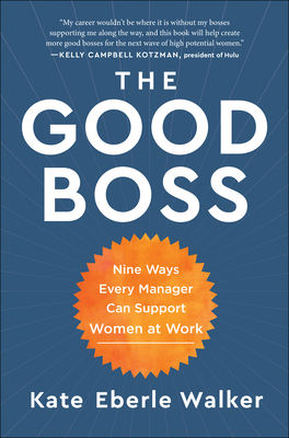 Cover for The Good Boss