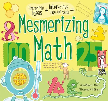Cover for Mesmerizing Math