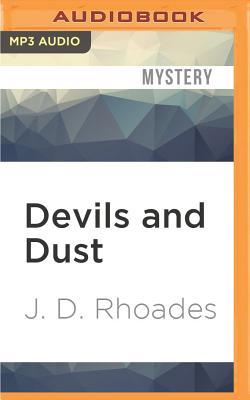 Cover for Devils and Dust (Jack Keller #4)