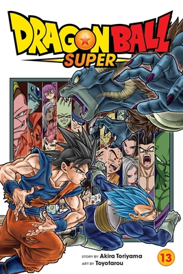 Dragon Ball Super, Vol. 13 Cover Image