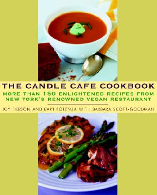 The Candle Cafe Cookbook Cover