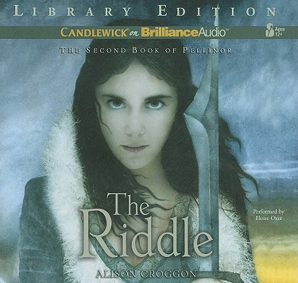 The Riddle (Books of Pellinor (Audio) #2) Cover Image
