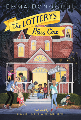 The Lotterys Plus One Cover Image