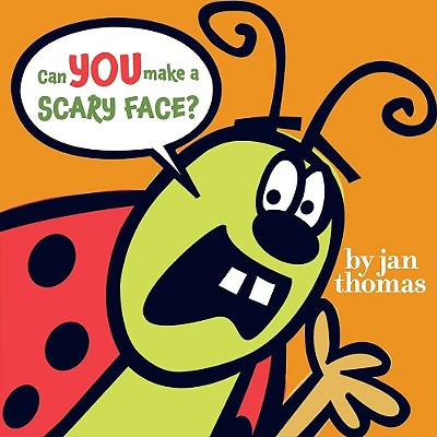 Can You Make a Scary Face? Cover