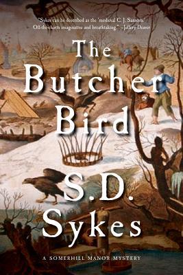 The Butcher Bird Cover